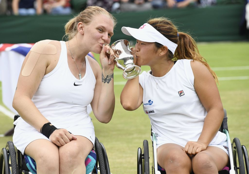 Following in Serena Williams' footsteps, Jordanne Whiley gears up for pregnancy return
