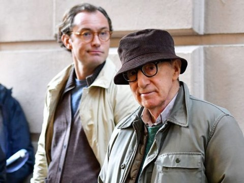 'He worked really hard': Jude Law thinks it's a 'terrible shame' Woody Allen film has been shelved