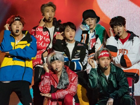 BTS smash One Direction's cinema record as Burn The Stage: The Movie blazes through box office