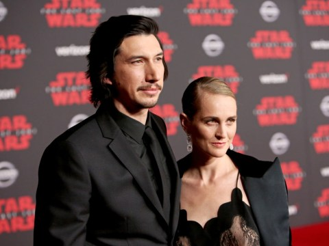 Adam Driver 'became a dad two years ago' and how did he keep that from us?
