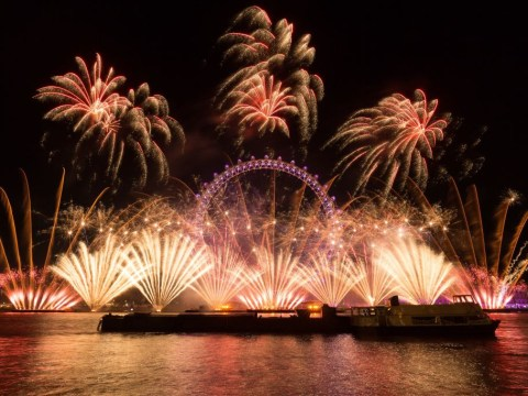 How to see the London New Year fireworks tonight