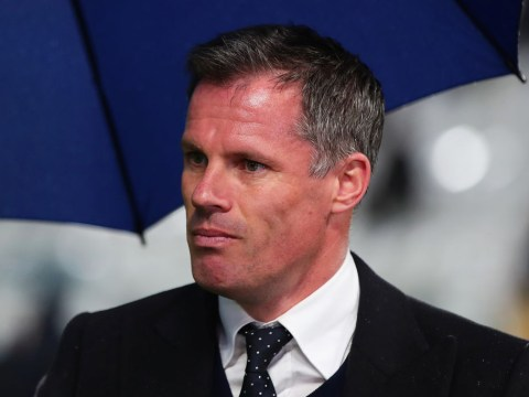Jamie Carragher names the best two centre-backs in the Premier League