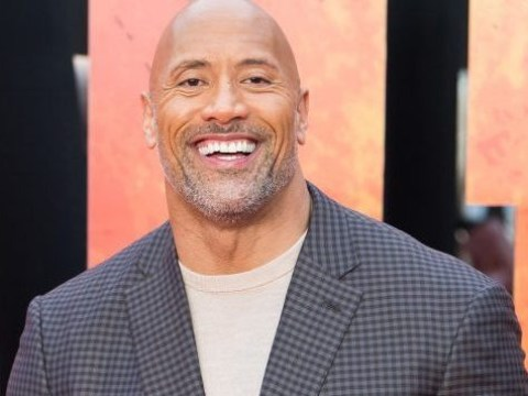 Dwayne Johnson trying to get his daughter to say he's smarter and better looking than Obama is everything