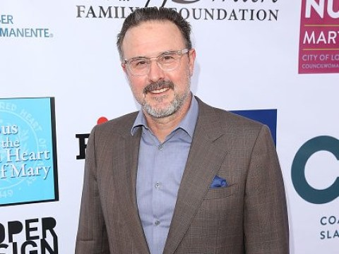David Arquette tweets from hospital to say he 'was in over his head' after his 'face was sliced' in Death Match