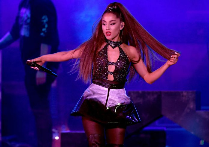 Ariana Grande's high ponytail gets Thank U, Next treatment as she debuts post-breakup makeover