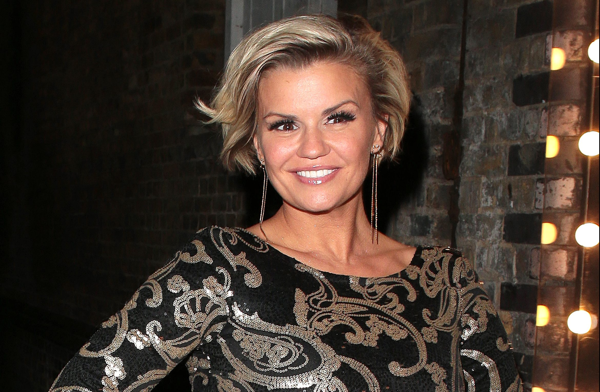 Kerry Katona was forced to sell pet parrot for tampons as a teenager