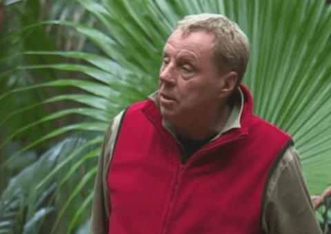 I'm A Celebrity's Harry Redknapp recalls time he snubbed Prince Harry whilst at the physio