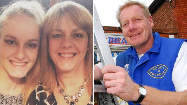 'We never saw the signs' says son of domestic abuser who killed mum and sister