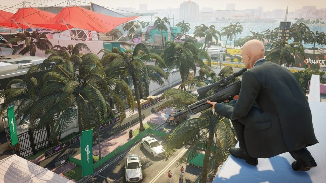 Hitman 2 (PS4) - Agent 47 is back and he's exactly as you remember him