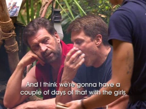 I'm A Celebrity's Rita calls out John for dire rations – Nick Knowles blames her period