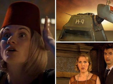 Doctor Who had major throwbacks to Matt Smith, David Tennant and co – did you spot them all?