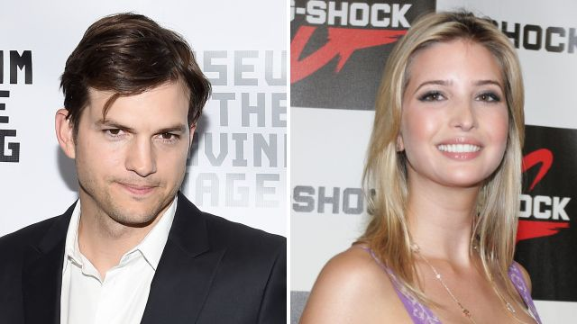 Ashton Kutcher calls for Ivanka Trump's help after hosting birthday party in same venue as California shooting