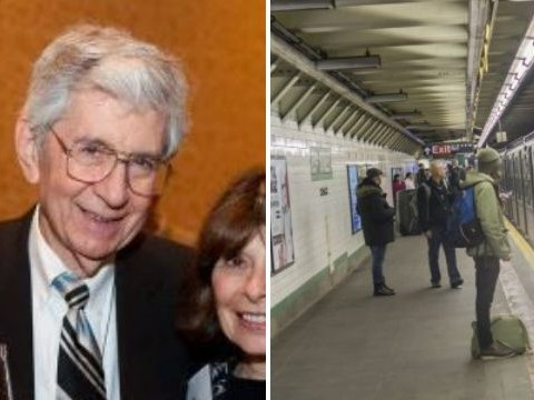 89 year-old scholar who fled Nazis killed by shove from selfish commuter