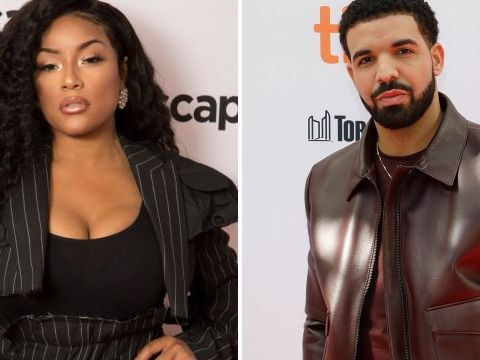 Drake spotted looking cosy AF with Stefflon Don after getting flirty on Instagram