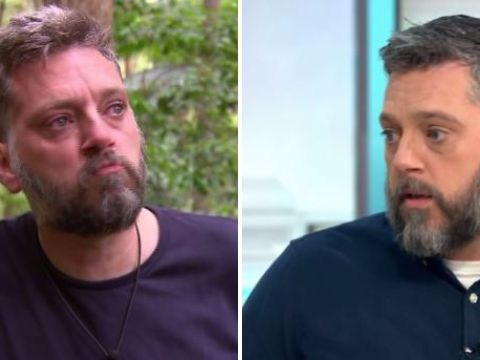 I'm A Celebrity's Iain Lee claims he has PTSD after enduring show and dark eating trials