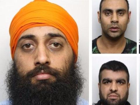 Ringleader of Huddersfield grooming gang is appealing his life sentence