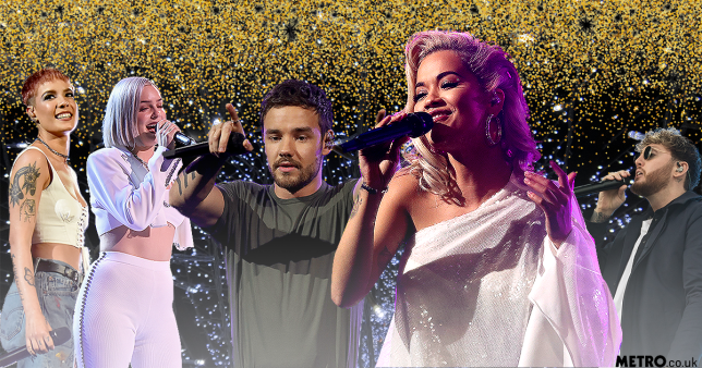 Jingle Bell Ball picture: Getty/rex