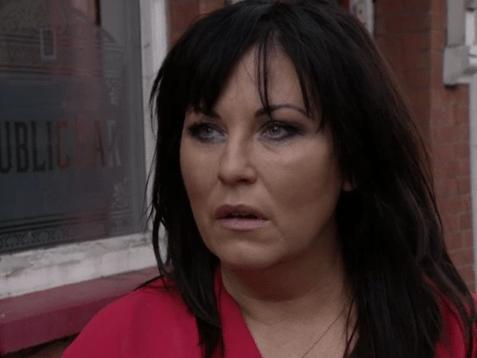 EastEnders spoilers: Kat Moon in for huge shock from surprise visitor tonight