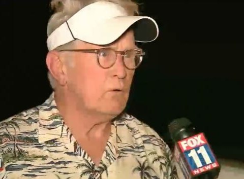 Martin Sheen found safe by local news crew as son Charlie loses parents amidst wildfire
