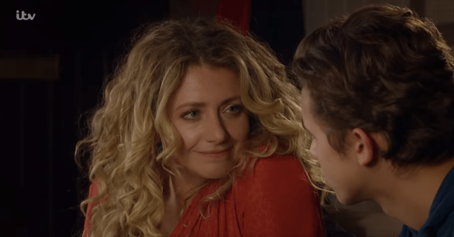 Maya and Jacob grow close in Emmerdale