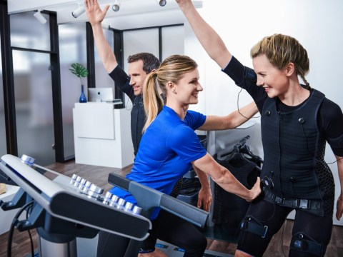 Could getting electric muscle stimulation be a more effective way to work out?