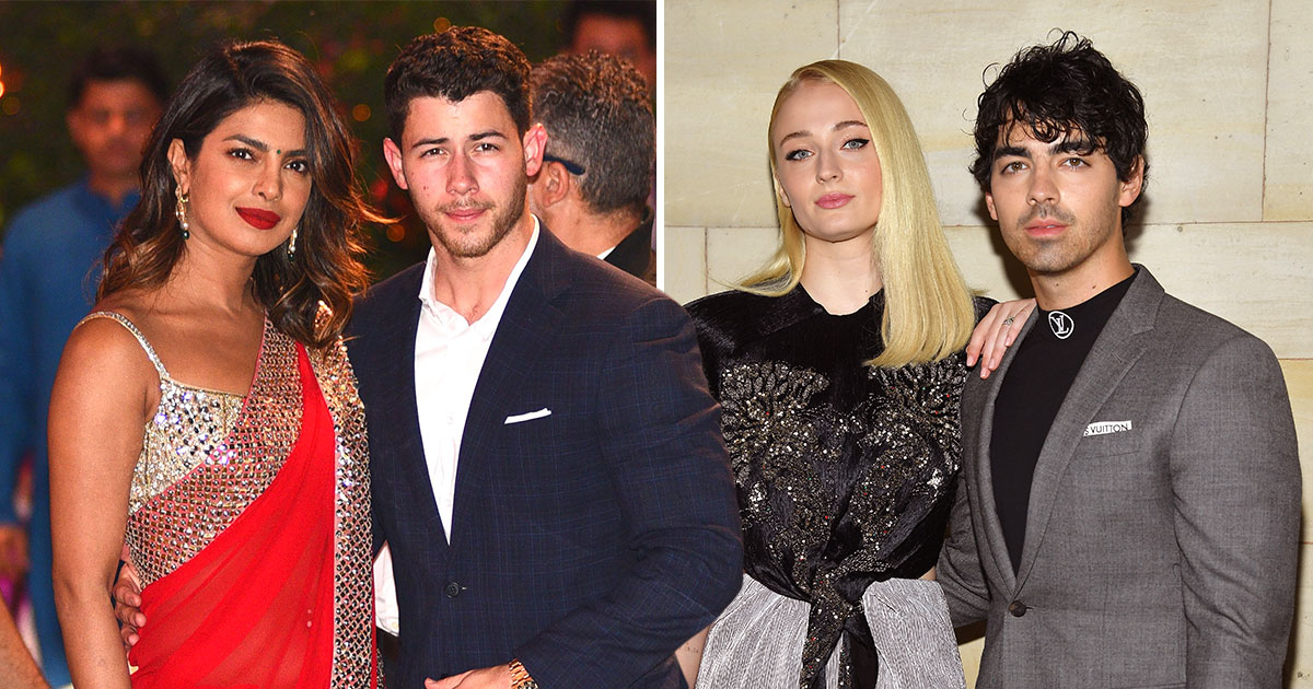 Picture: Getty Joe Jonas and Sophie Turner arrive in Mumbai for the wedding