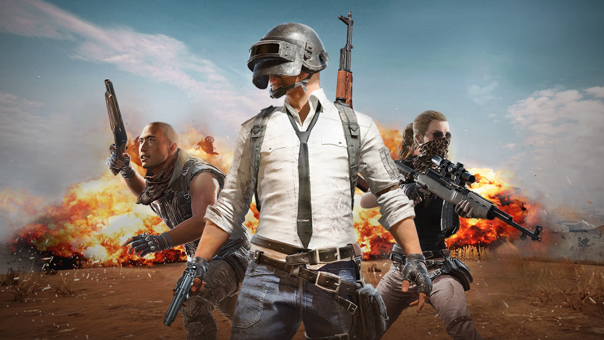 PlayerUnknown's Battlegrounds - coming soon to PS4?