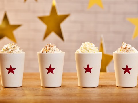 Elasticated waistbands at the ready, Pret's Christmas menu is coming