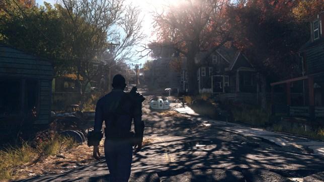 Fallout 76 (XO) - Armageddon outta here