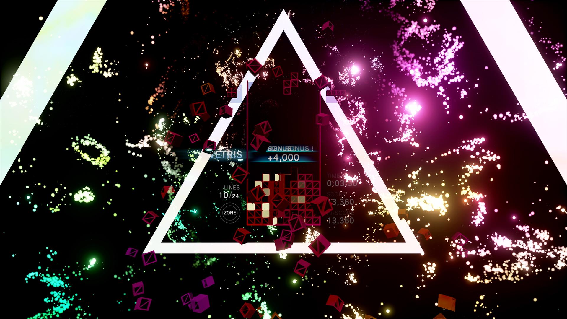 Tetris Effect (PS4) - it'll change your brain