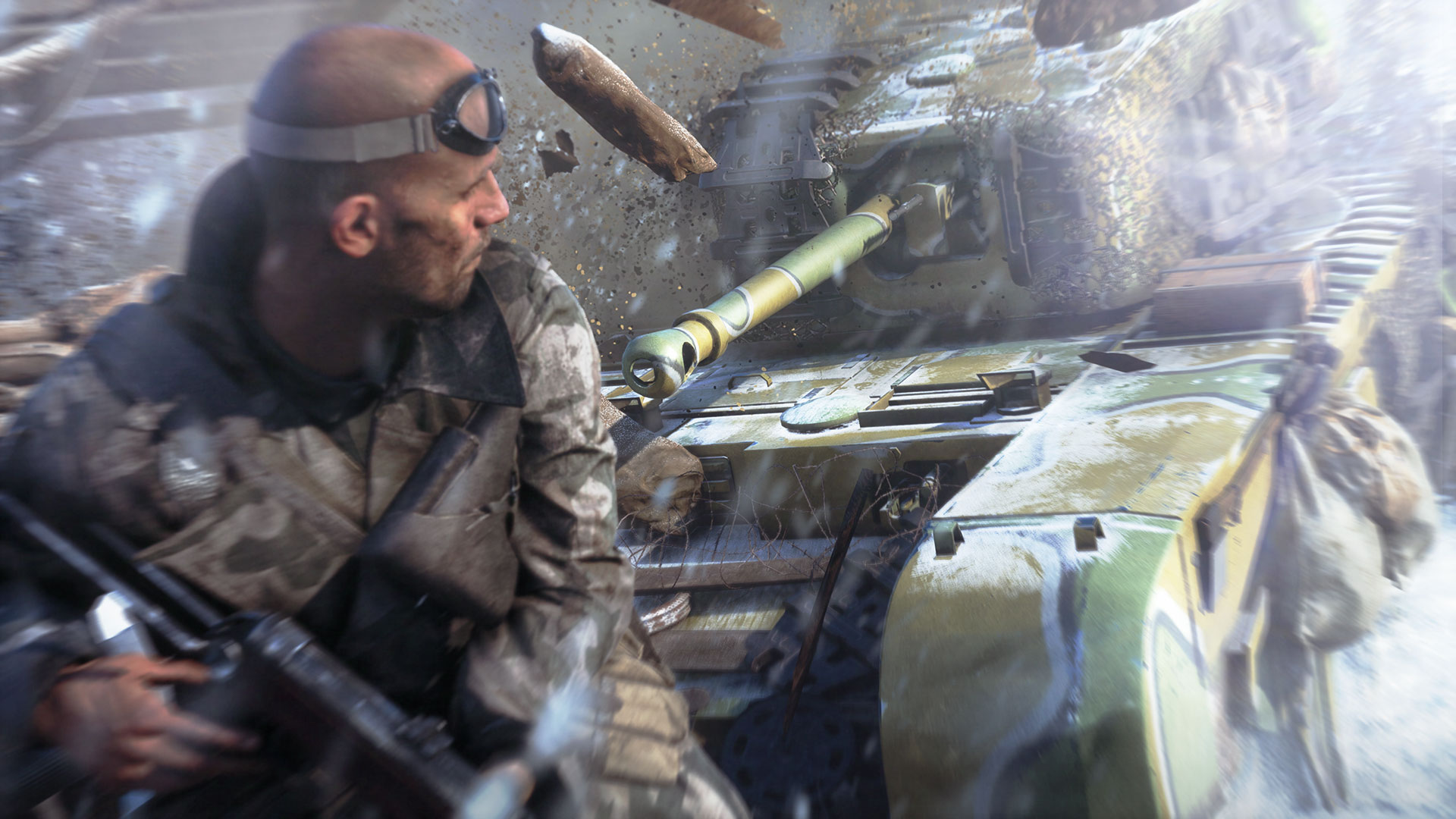 Battlefield V (PS4) - it should be pretty good when it's finished