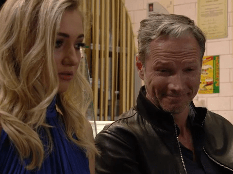 EastEnders spoilers: Is sinister Ray Kelly grooming Louise Mitchell?
