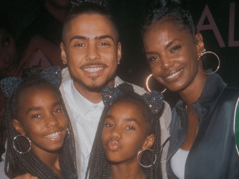 Kim Porter's 'broken' son Quincy says he 'can't make sense' of her death as he posts heart-wrenching tribute