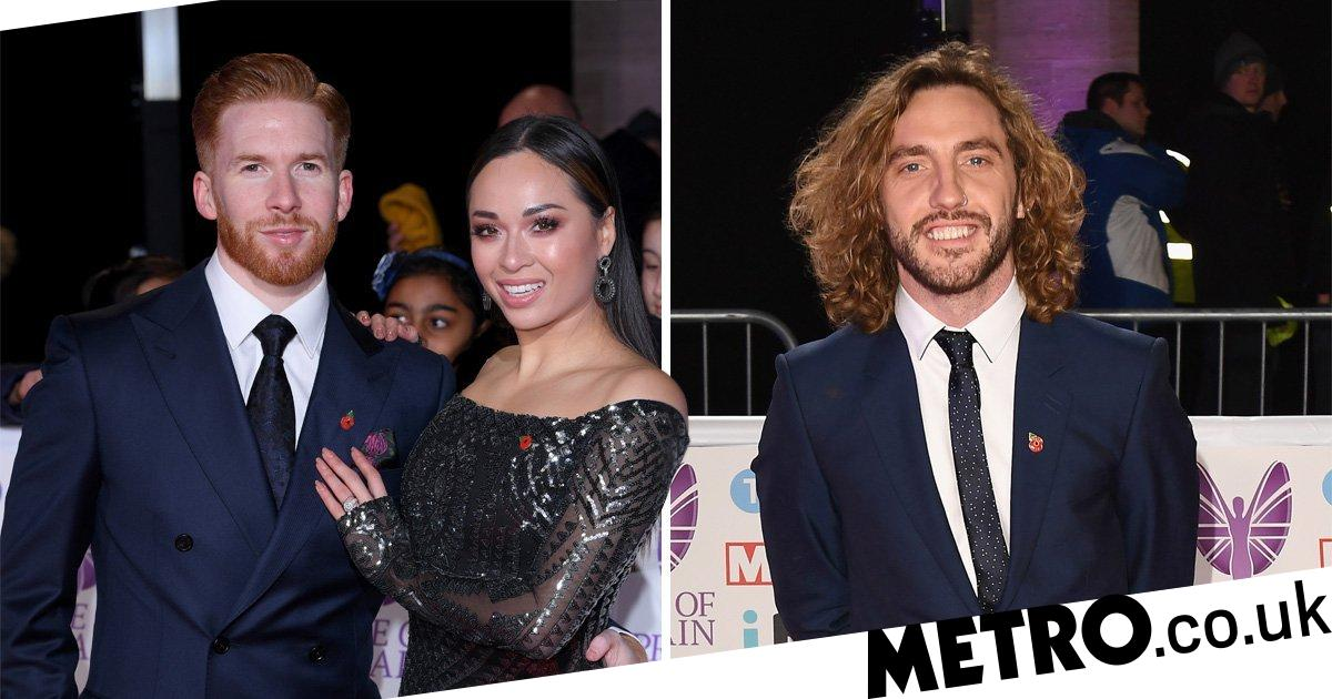 736a5e2366e Seann Walsh  calls Neil Jones a gay man  as he jokes about kissing Strictly  star Katya
