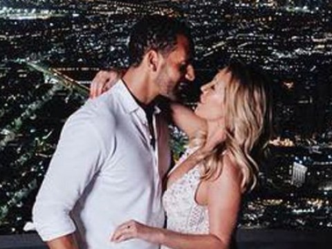 Rio Ferdinand and Kate Wright engaged after romantic Abu Dhabi proposal