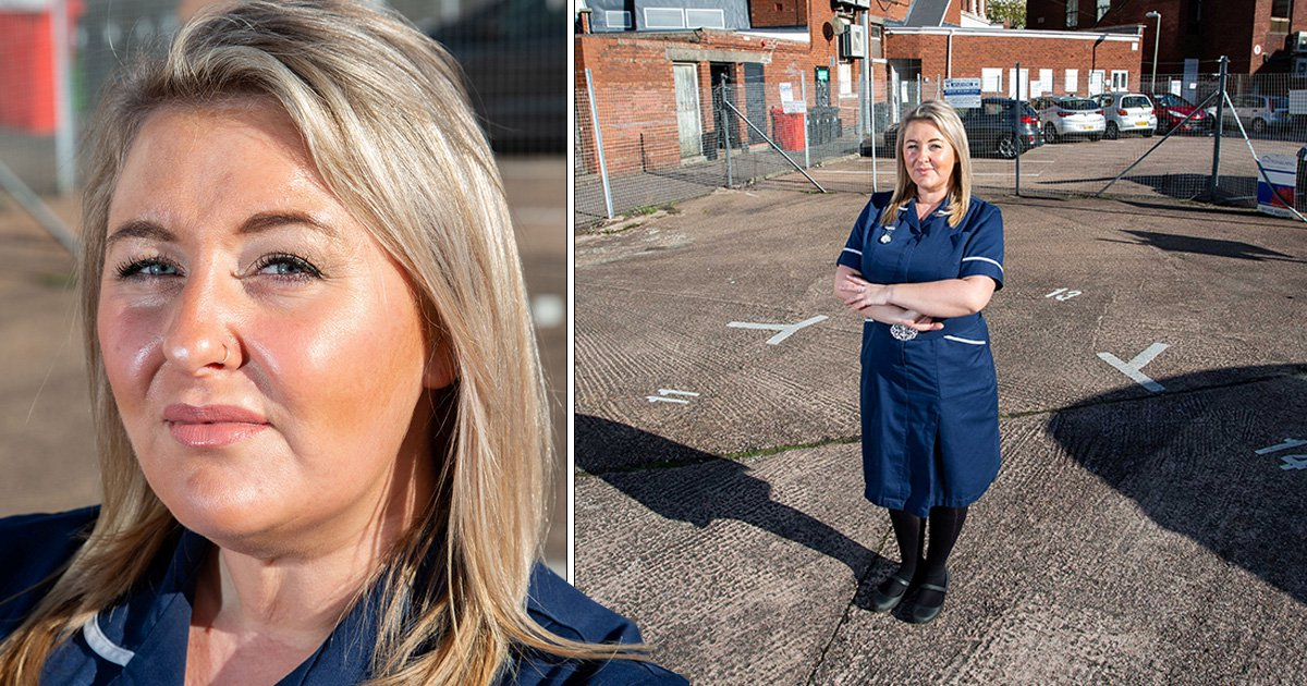 Nurse facing bankruptcy after parking firm demands £7,000 for using its bays