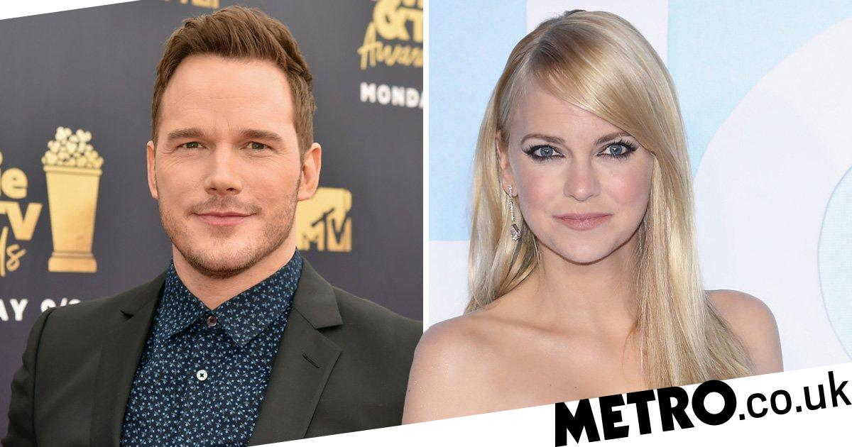 Chris Pratt and Anna Faris finalise divorce and agree ...