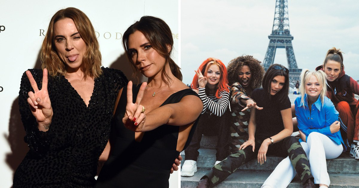 Victoria Beckham says Mel C 'friendship never ends' after snubbing Spice Girls reunion tour