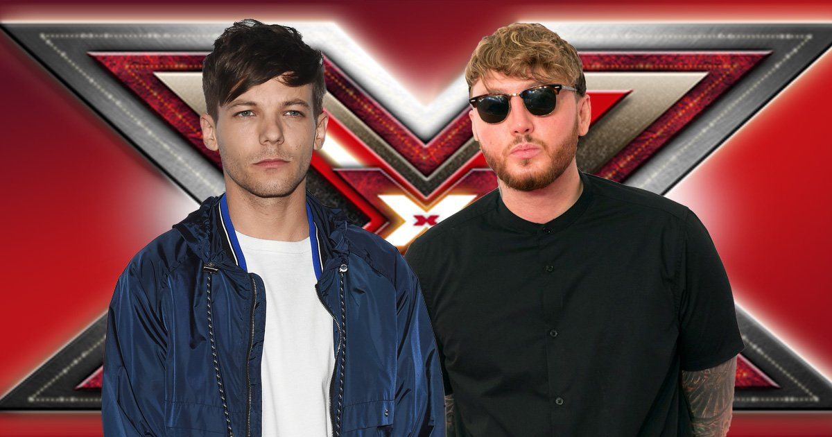 James Arthur praises Louis Tomlinson for joining X Factor: 'He's like a breath of fresh air'