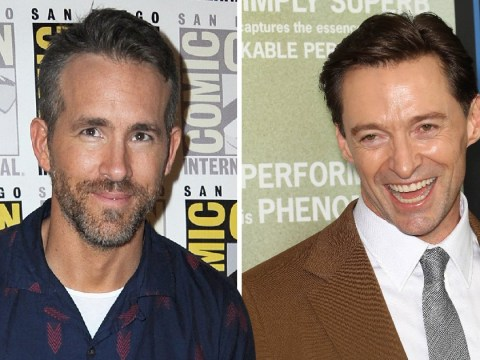 Ryan Reynolds is desperate to join Hugh Jackman on his Greatest Showman tour