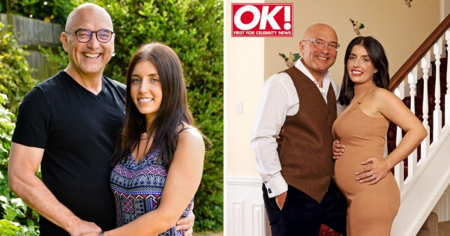 Gregg Wallace expecting a baby
