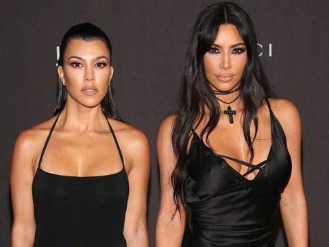 Kim and Kourtney Kardashian have definitely put their feud to bed as they slay at LACMA Gala