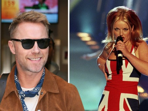 Ronan Keating didn't realise Geri Halliwell left Spice Girls before reunion: 'Was she not in the band?'