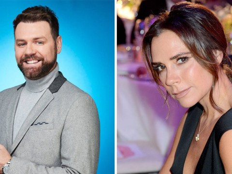 Brian McFadden jokes he's heading on holiday with Victoria Beckham as they both miss respective reunion tours