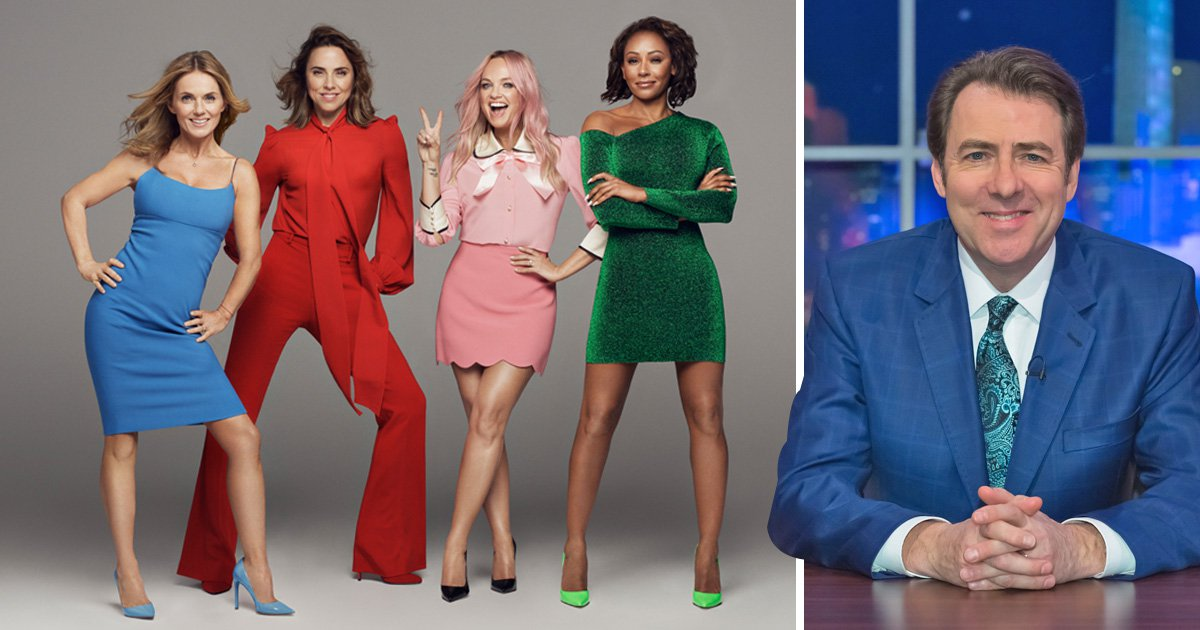 Spice Girls to appear on The Jonathan Ross Show to talk reunion and Victoria Beckham