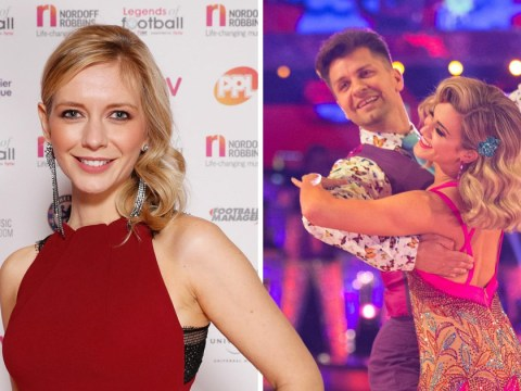 Rachel Riley admits she can't watch Pasha Kovalev dancing with Ashley Roberts on Strictly