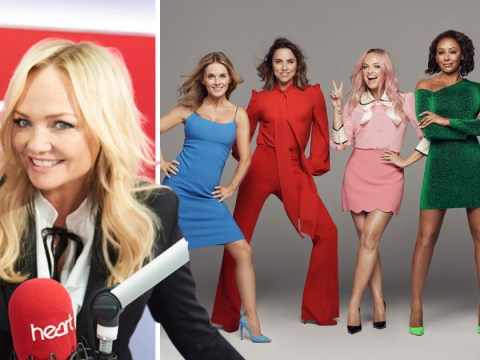 Emma Bunton reveals Spice Girls 'couldn't stop screaming' as they celebrated reunion together