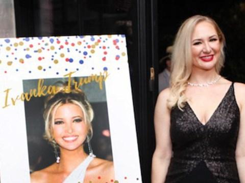 Woman spent £20,000 on surgery to look like Ivanka Trump