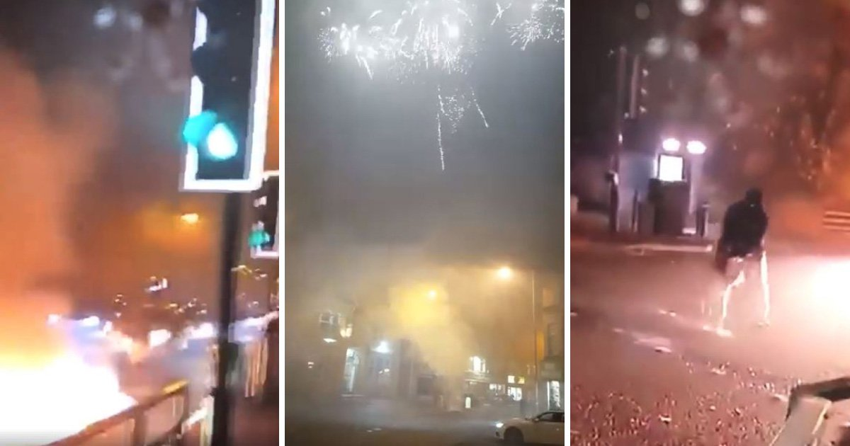 Senior police officer says Bradford 'warzone scenes' are part of every day life