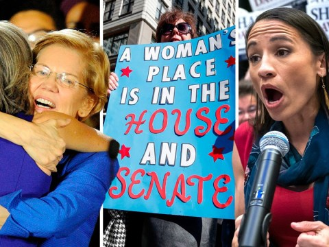 Record number of women elected to House of Representatives in US mid-terms